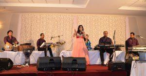 Sanjeevani Bhelande at Ekal Vidyalaya Atalnta Fundraiser