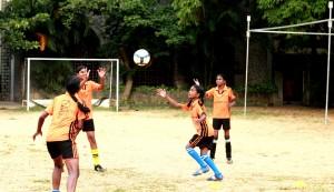 Life Skills through Football