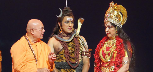 Swami Adhyatmananda Visits Atlanta, Addresses Community at Various Platforms