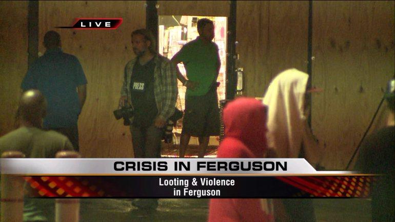 the crisis in ferguson