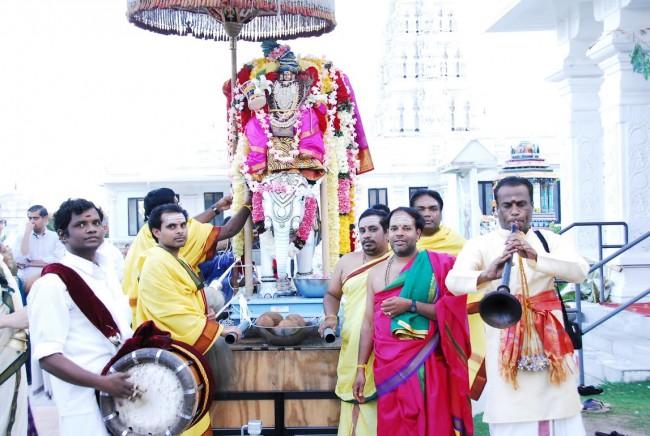 Annual Celebrations Held at HTA, Riverdale Siva Temple