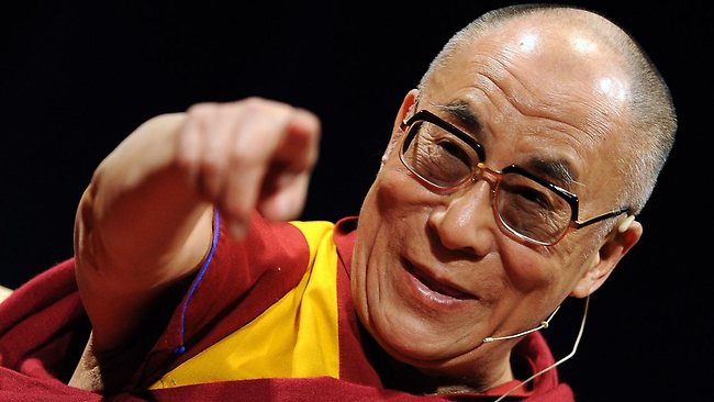 Dalai Lama: At 79, living with values and hope