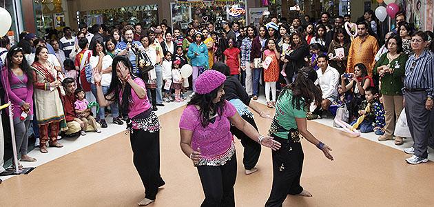 A Weekend of Fun at Annual Global Mela