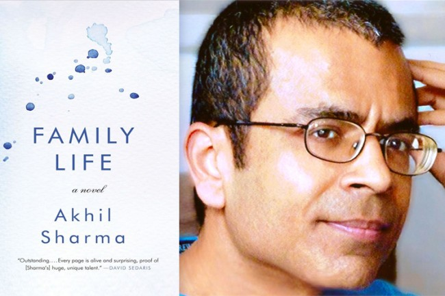Akhil Sharma wins $60,000 Folio literary prize