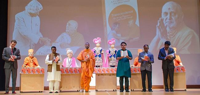 BAPS Mandir Honors  Dr. APJ Abdul Kalam's Legacy and Transcendence