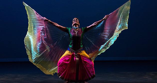 Deeksha School of Performing Arts Hosts Savitha Sastry in 'Chains'