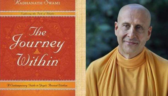 Mumbai spiritual guru's book is New York Times July best-seller