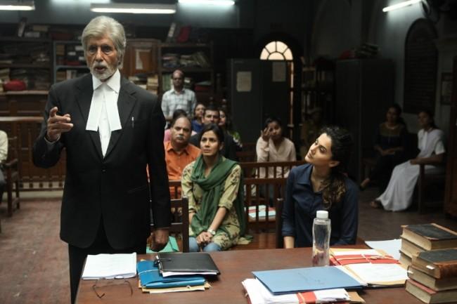 Pink: Amitabh elevates powerful message-based film