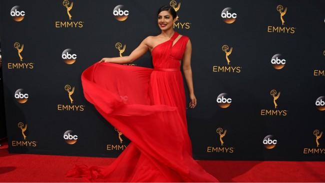 I felt 'princessy' at Emmys: Priyanka Chopra