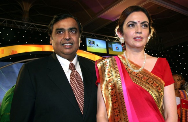 India has 4th largest number of billionaires globally; Mukesh Ambani heads list of 101 Indians
