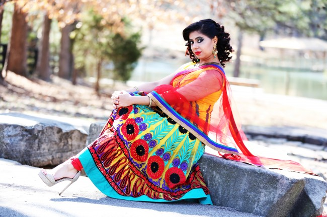 Anjali Chhabria: Girl on the run