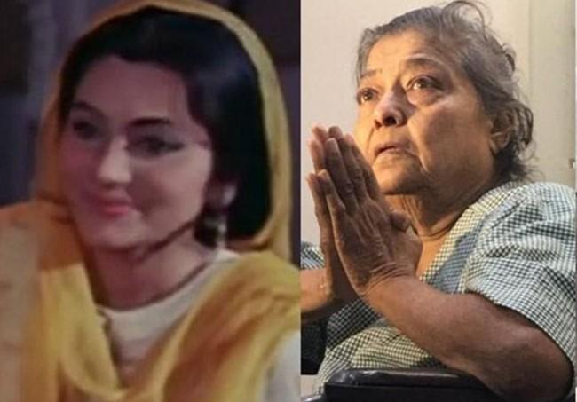 Abandoned by children,  'Pakeezah' actress Geeta Kapoor dies alone