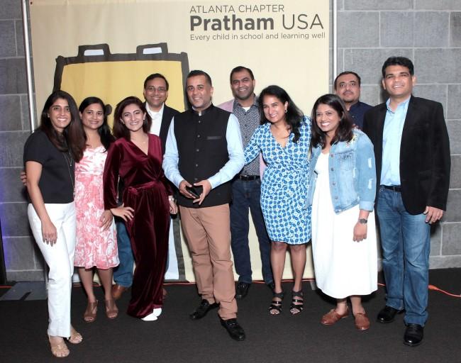 Chetan Bhagat reflects on success and change at Pratham Atlanta meet