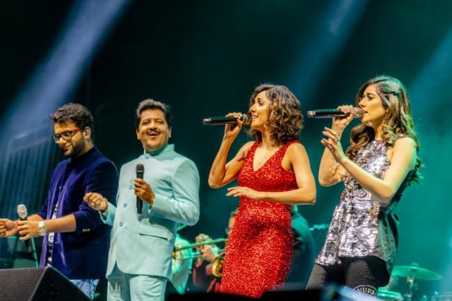 AR. Rahman rocks Atlanta people by his Music