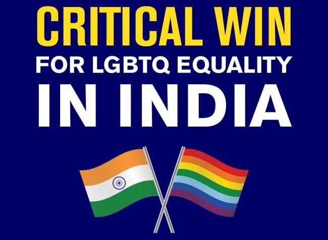 India's Supreme Court decision on decriminalizing homosexuality garners over 300,000 tweets