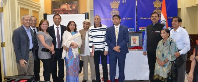Consulate celebrates Rashtriya Ekta Divas to commemorate Sardar Patel's birth anniversary